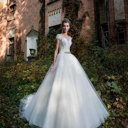 Свадебное платье, арт. А898 в аренду