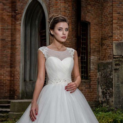 Свадебное платье, арт. А908 в аренду
