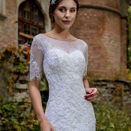 Свадебное платье - модель А9011 в аренду