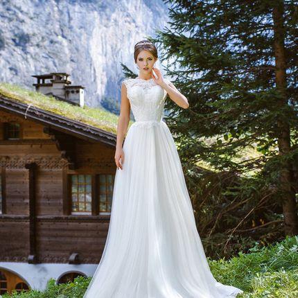 Аренда свадебного платья, модель А924