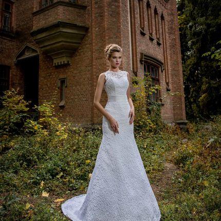 Свадебное платье, модель А937