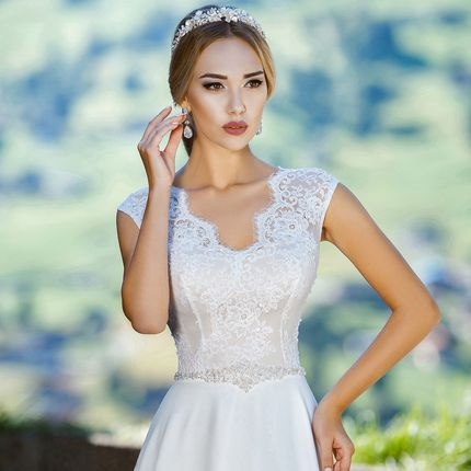 Прокат свадебного платья, модель А964