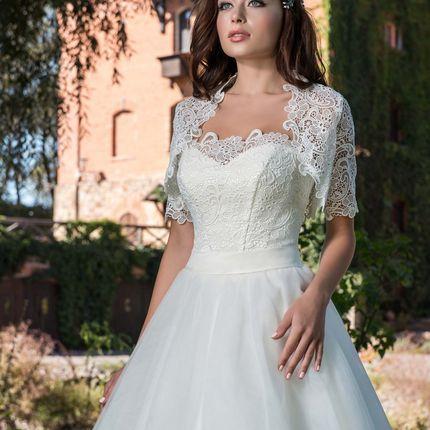 Свадебное платье в аренду, модель А974