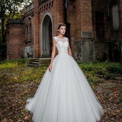 Свадебное платье, модель А983