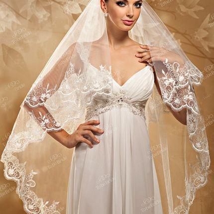 Свадебная фата, арт. 1040