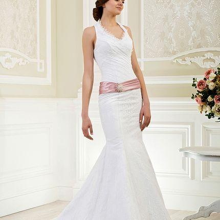 Свадебное платье силуэта рыбка, арт. А1137