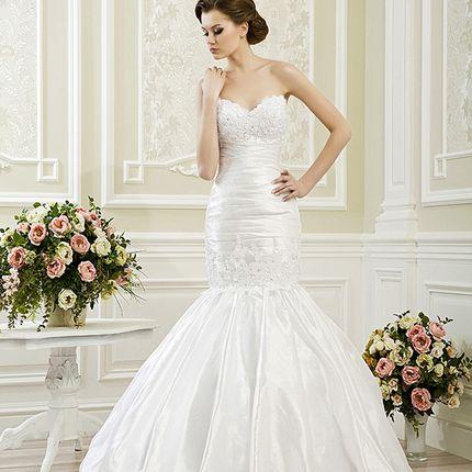 Свадебное платье силуэта «русалка» А1159