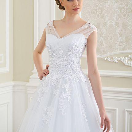 Пышное свадебное платье А1162
