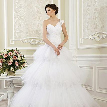 Пышное свадебное платье А1170
