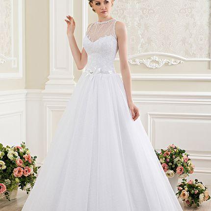 Пышное свадебное платье А1185