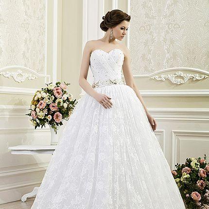 Пышное свадебное платье А1189