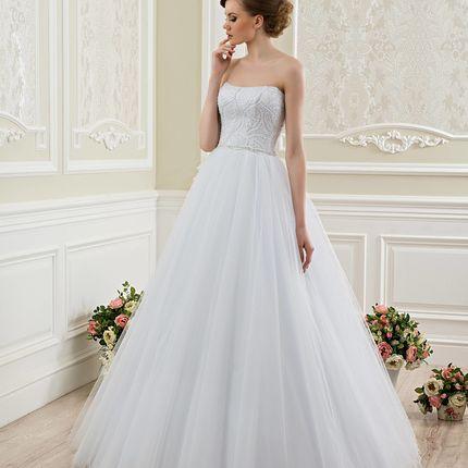 Пышное свадебное платье А1196