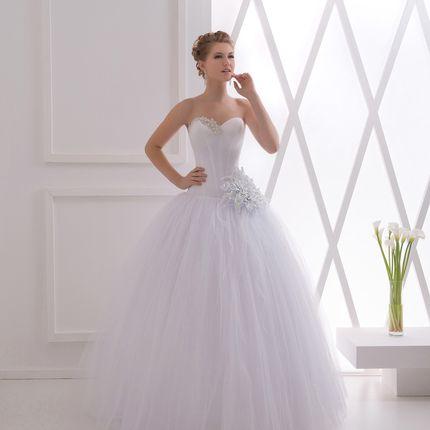 Пышное свадебное платье А1210