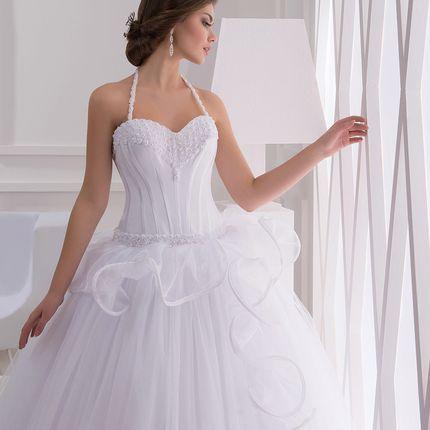 Пышное свадебное платье А1216