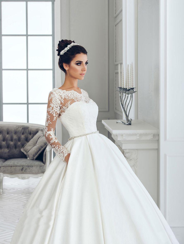 Свадебное платье А1231. Покупка НОВОГО 22.500р. Прокат свадебных платьев от 1.900 р до 14.500р на три дня. Есть отдельно ряд платьев для проката! - фото 17144288 Свадебный салон InLove