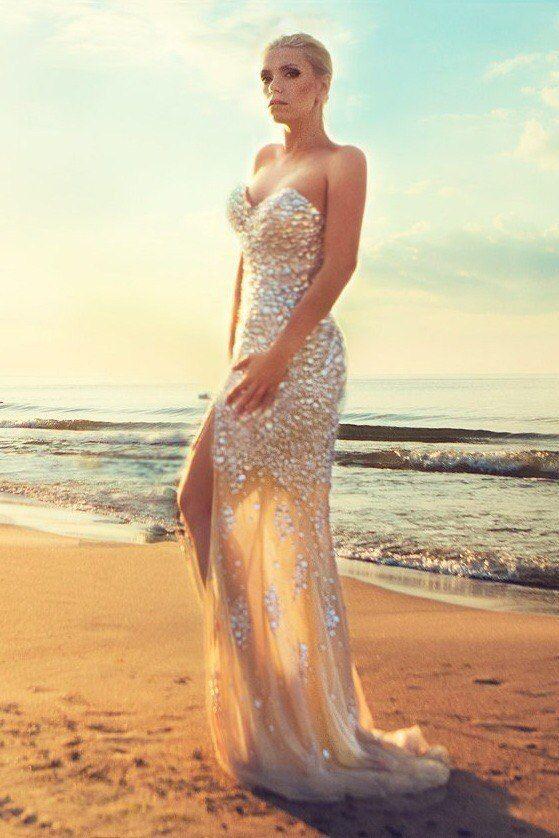 Прокат вечернего платья от Jovani А1247
