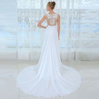 Свадебное платье в пол А1248
