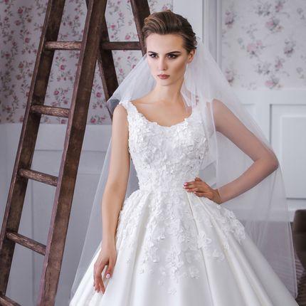 Платье пышное А1261 прокат