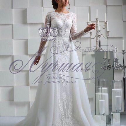 Свадебное платье-трансформер А1283