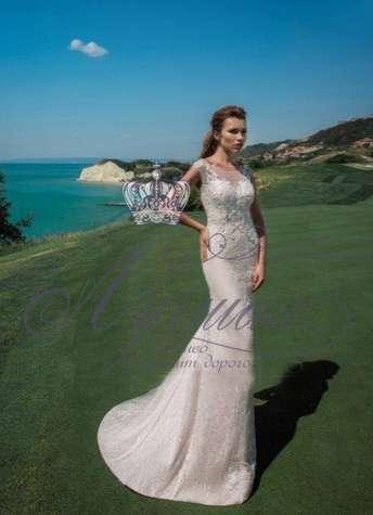 Свадебное платье А1354. Покупка НОВОГО 21.500р. Прокат свадебных платьев от 1.900 р до 14.500р на три дня. Есть отдельно ряд платьев для проката! - фото 17687932 Свадебный салон InLove
