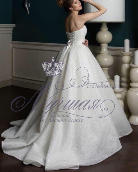 Свадебное платье А1363. Покупка НОВОГО 22.500р. Прокат свадебных платьев от 1.900 р до 14.500р на три дня. Есть отдельно ряд платьев для проката! - фото 17696696 Свадебный салон InLove