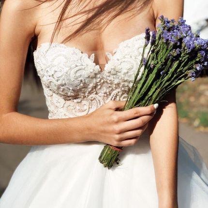 Свадебное платье пышное А1407