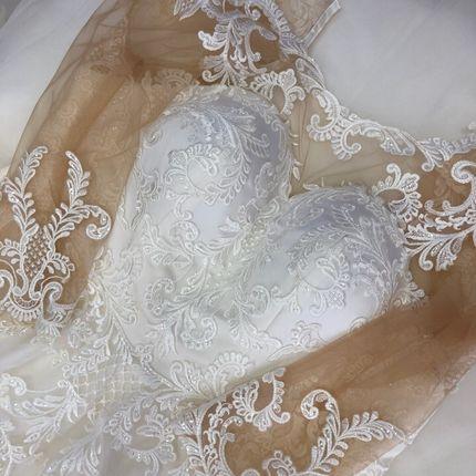 Платье пышное А1447