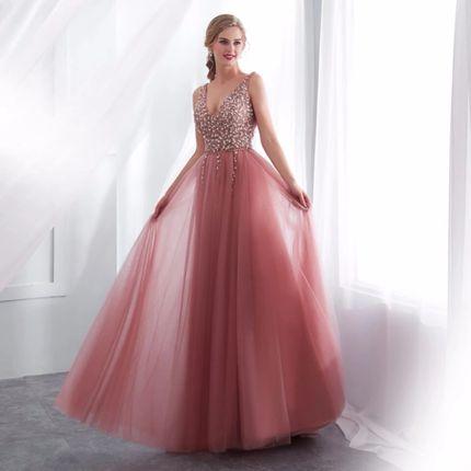 Платье со шлейфом А1490 прокат