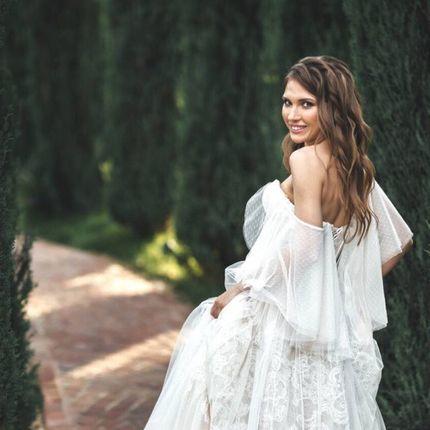 Платье в стиле бохо А1501