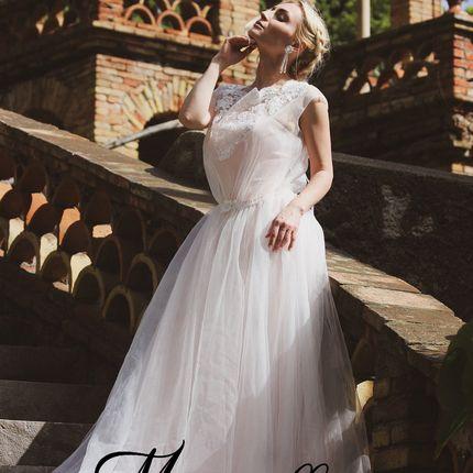 Платье пышное А1651 прокат