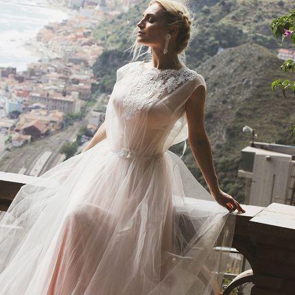 Платье пышное А1653
