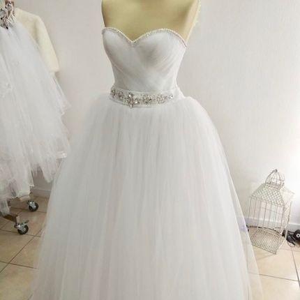 Пышное платье А1636
