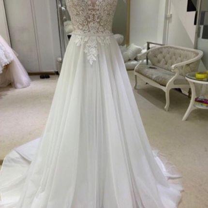 Платье длинное А1752