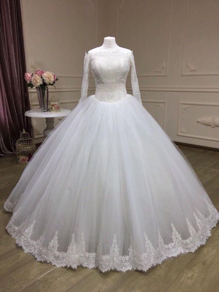 Платье пышное А1774