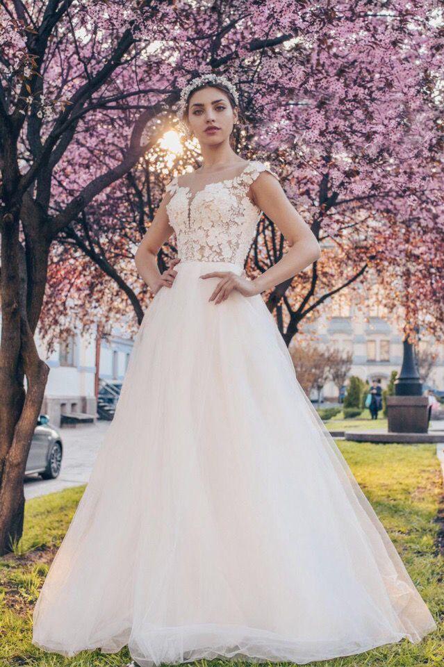 Платье пышное А1825