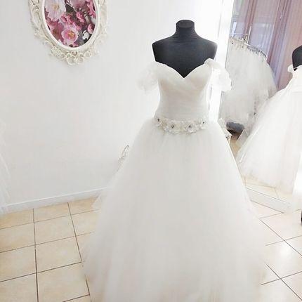 Платье с бретелями А1875