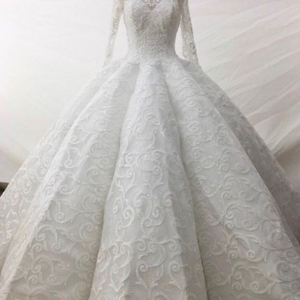 Платье А1883