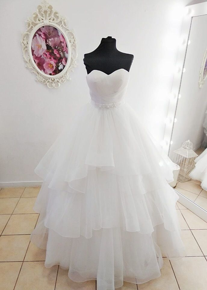 Свадебное платье А1895