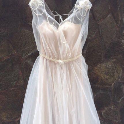 Платье A1916