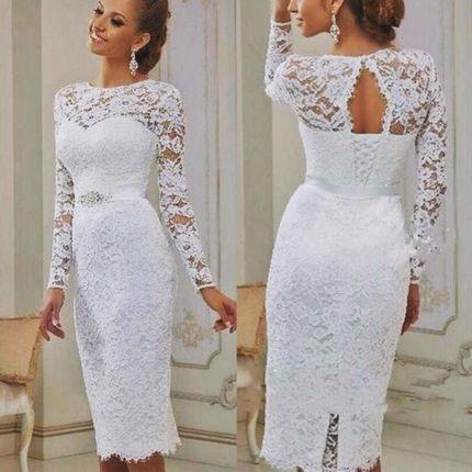 Платье A1951