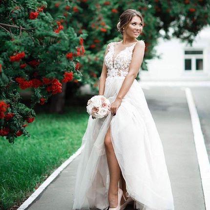 Платье A1973