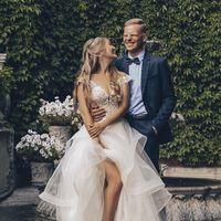 Свадебное платье А1980. Продажа 19.500 руб. Прокат свадебных и вечерних платьев от 1.900 руб. до 14.500 руб. Есть отдельно ряд платьев для проката!