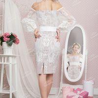 Свадебное платье А2016. Продажа 15.500 руб. Прокат свадебных и вечерних платьев от 1.900 руб. до 14.500 руб. Есть отдельно ряд платьев для проката!