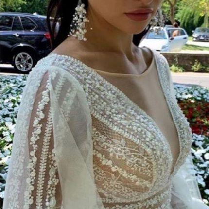 Платье A2054