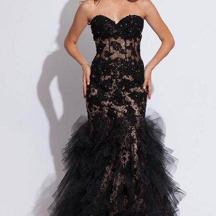 Вечернее платье A2065 прокат