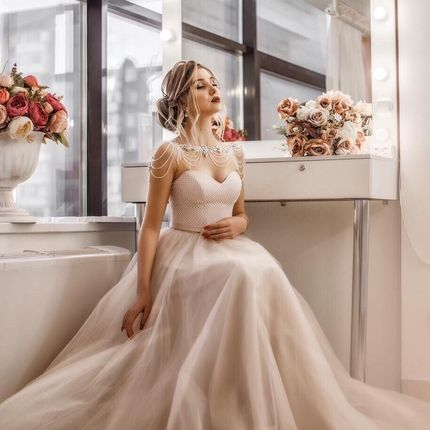 Платье A2082