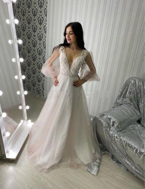 Платье А2096