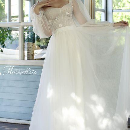 Свадебное платье А2103