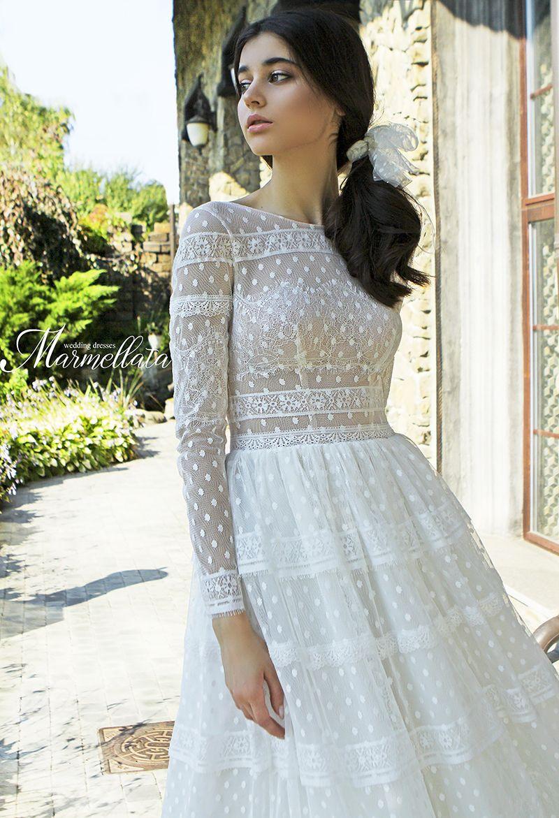 Платье А2129