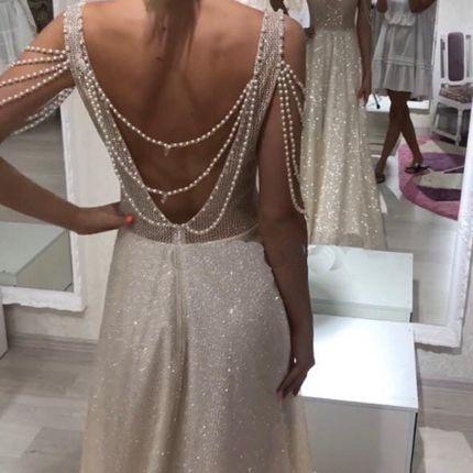 Свадебное платье А2138